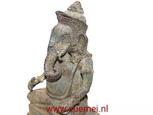 Bronzen Ganesha antieke model