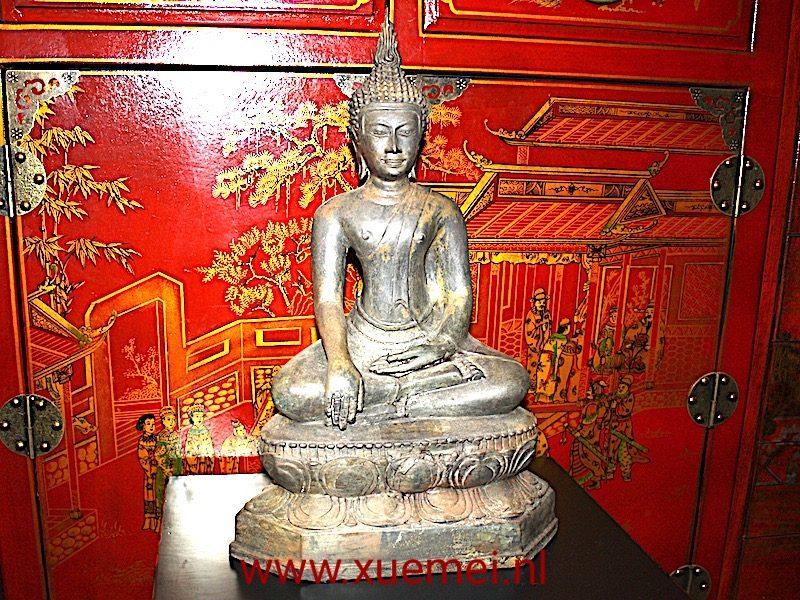 Bronzen Thaise Boeddha