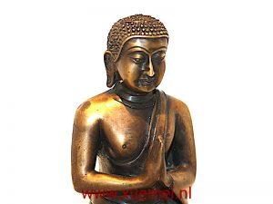 Bronzen Boeddha Namasté