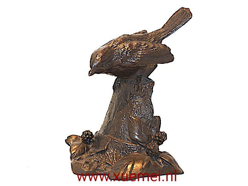 Bronzen Feng Shui vogel