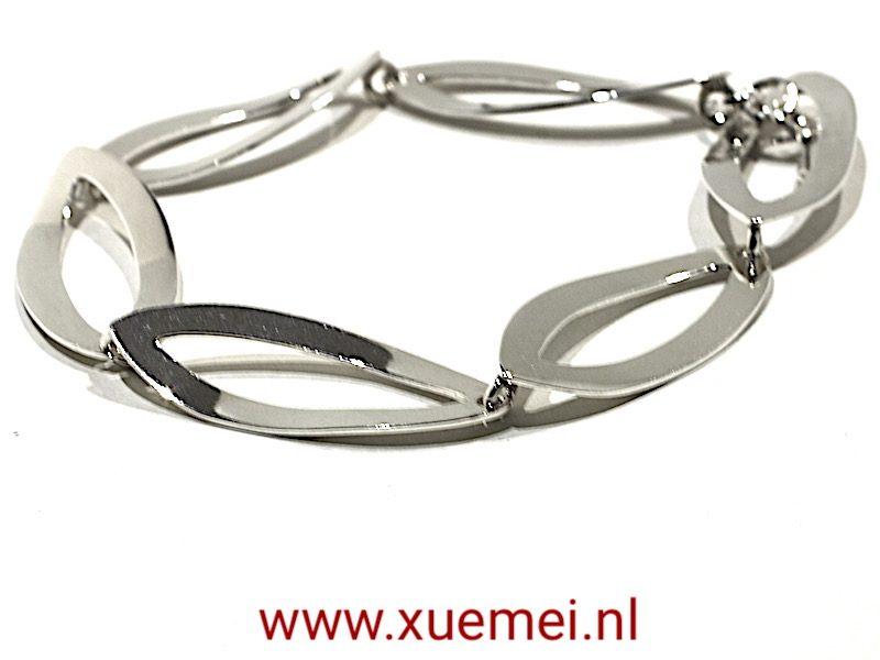 """Zilveren armband """"Zen"""""""