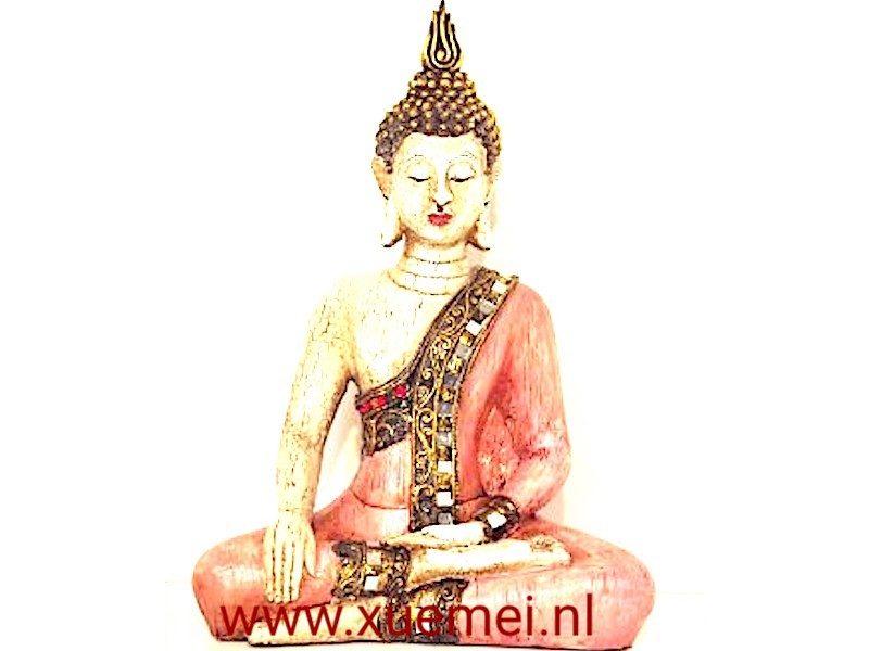 Thaise kleuren Boeddha