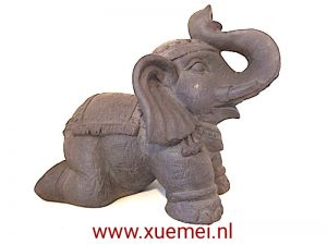 Aardewerk olifant