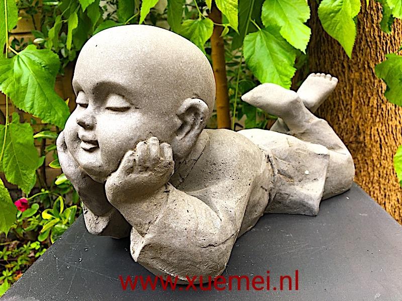 kind monnik - Xue Mei - Delft