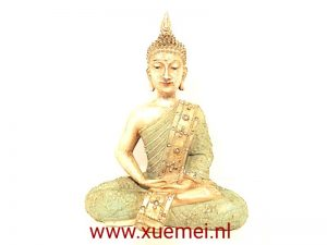 Thaise Boeddha mint groen