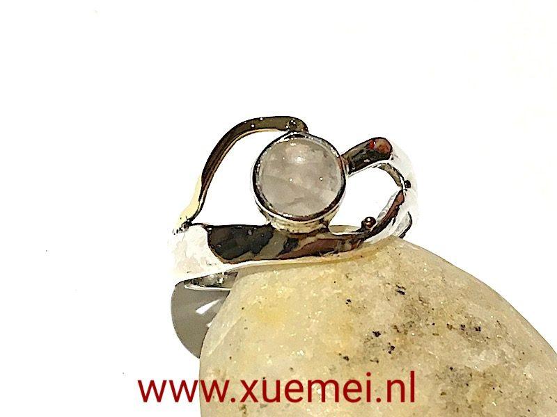 rozenkwarts-ring-edelsmid-Xuemei-Dijkstal-Delft